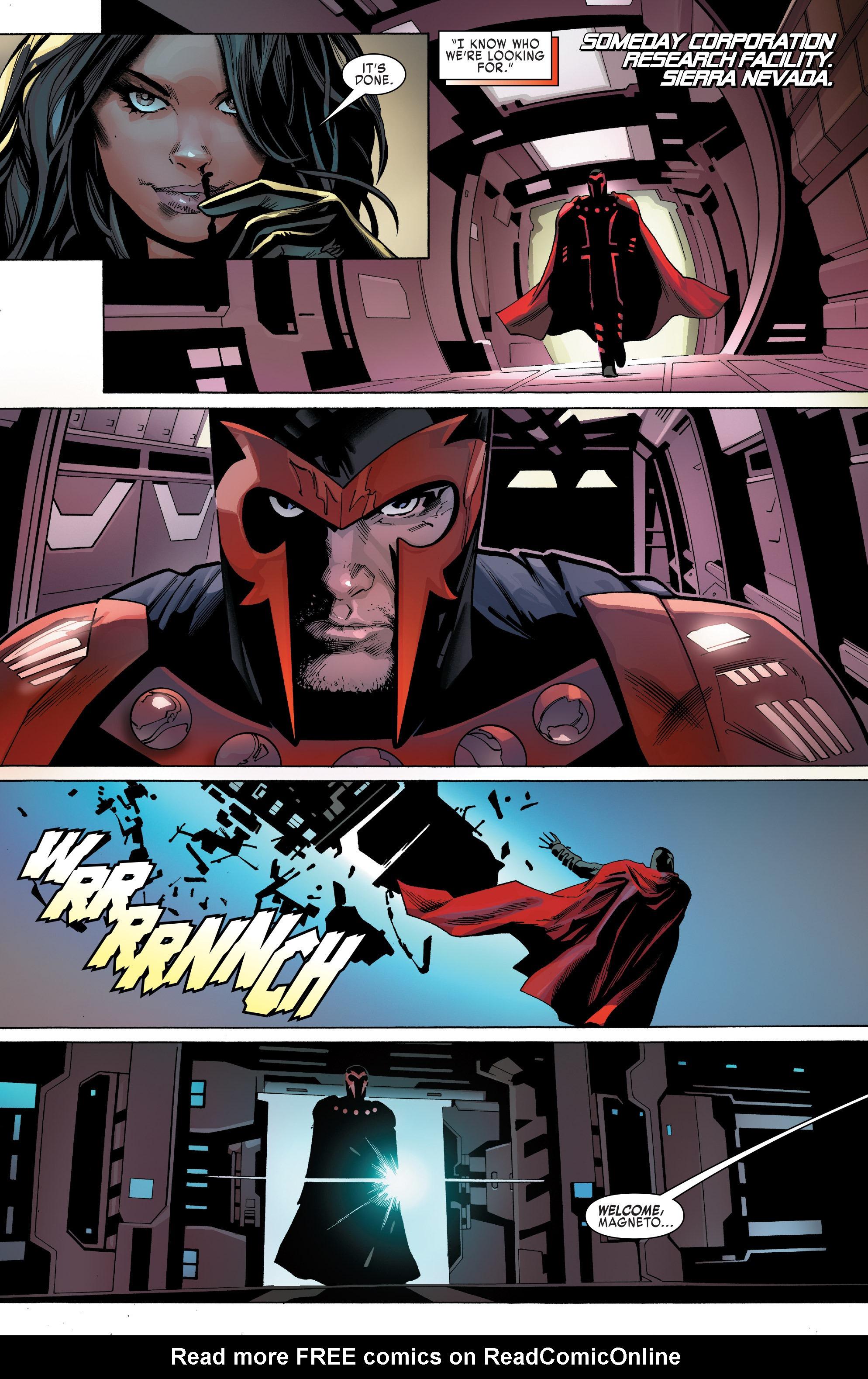 Read online Uncanny X-Men (2016) comic -  Issue #14 - 7