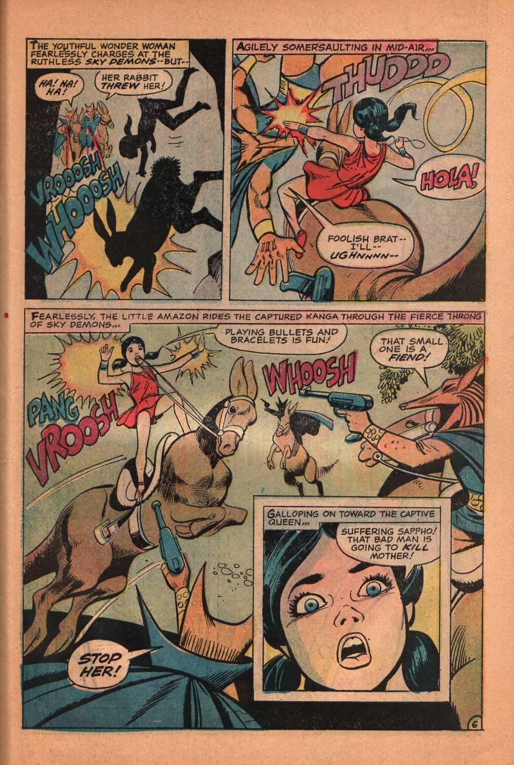Read online Wonder Woman (1942) comic -  Issue #209 - 26