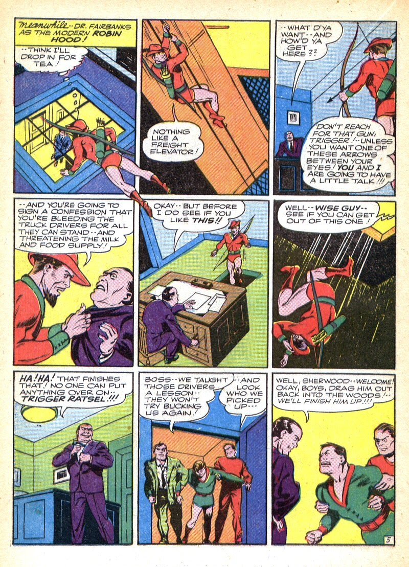Green Hornet Comics issue 7 - Page 33