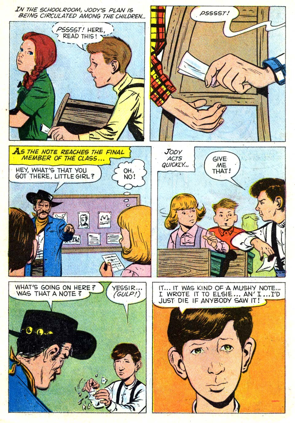 Four Color Comics issue 1011 - Page 31