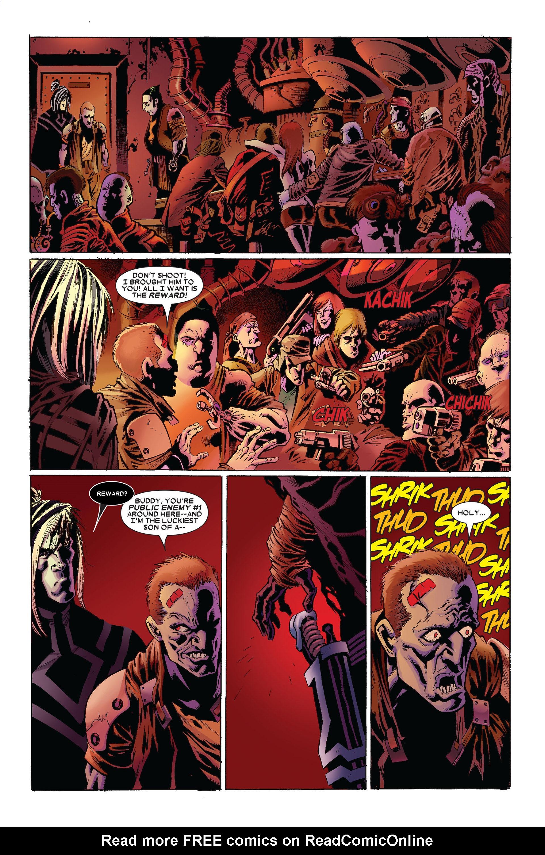 Read online Annihilation: Conquest - Wraith comic -  Issue #1 - 15