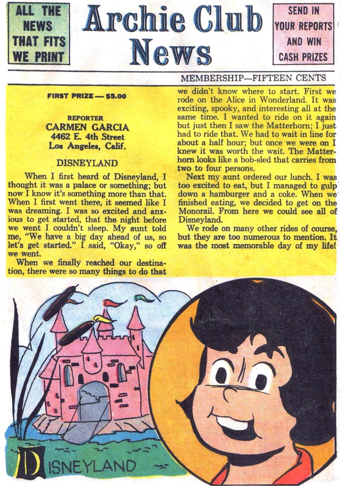 Read online Archie (1960) comic -  Issue #147 - 10
