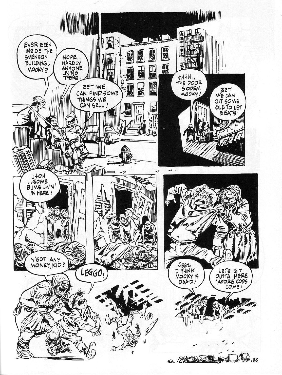 Read online Dropsie Avenue, The Neighborhood comic -  Issue # Full - 127