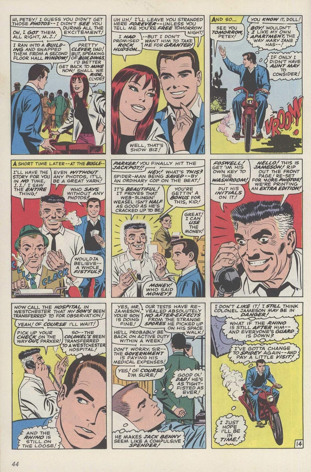 The Amazing Spider-Man (1979) issue TPB - Page 46