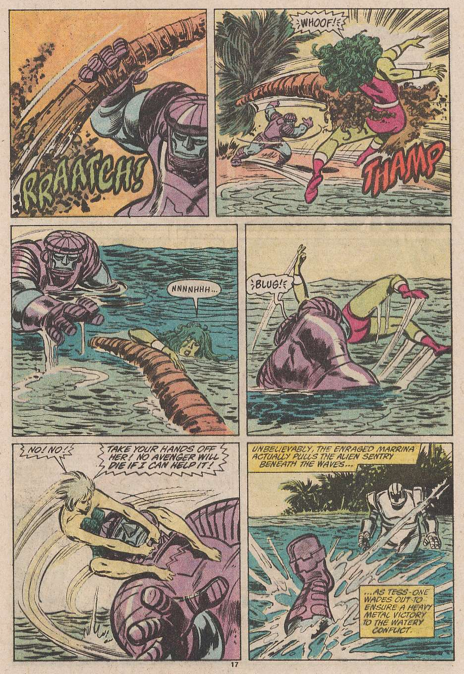 The Avengers (1963) 289 Page 16
