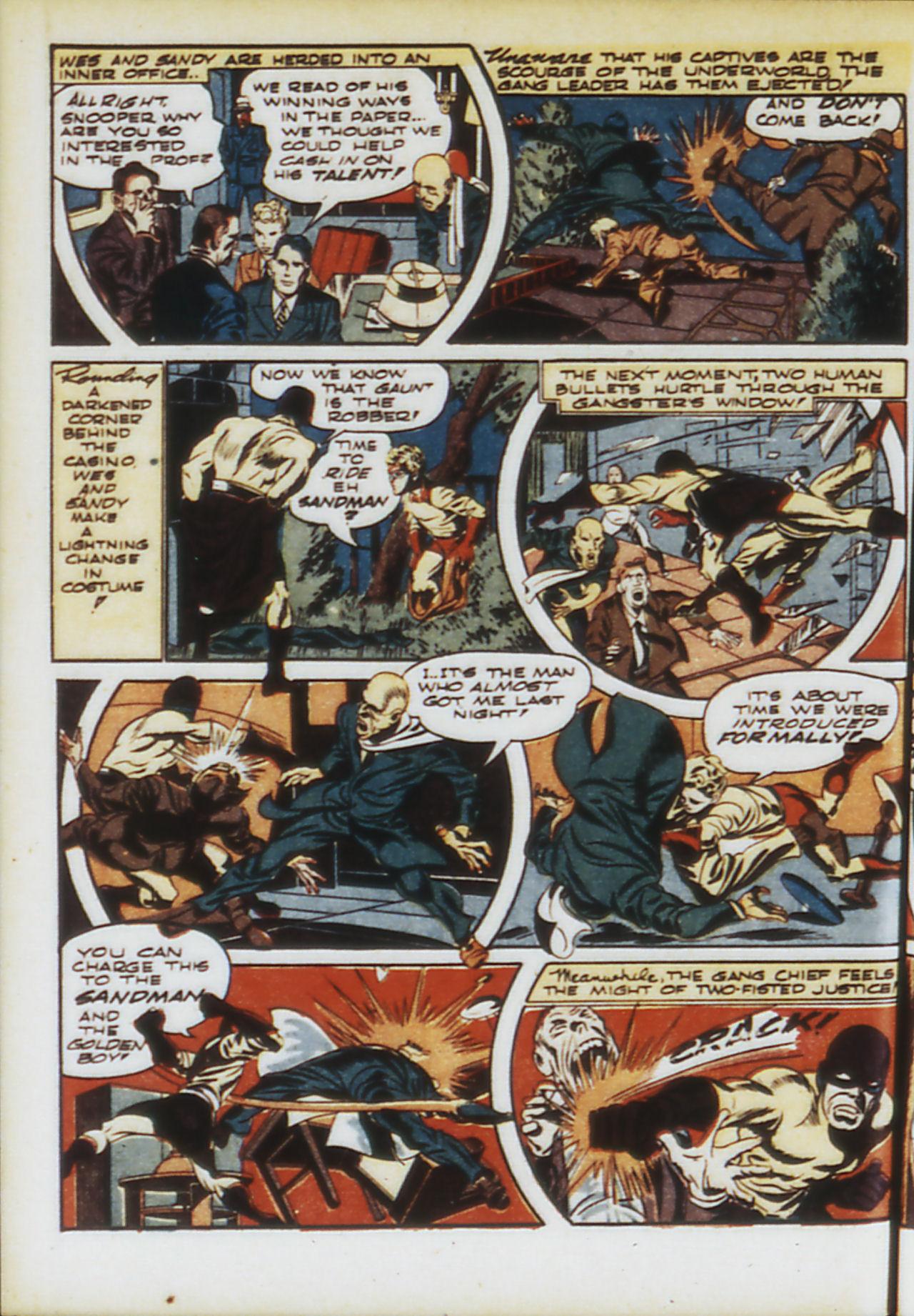 Read online Adventure Comics (1938) comic -  Issue #74 - 65