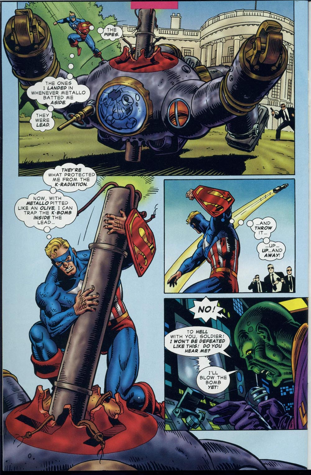 Read online Super Soldier comic -  Issue # Full - 21
