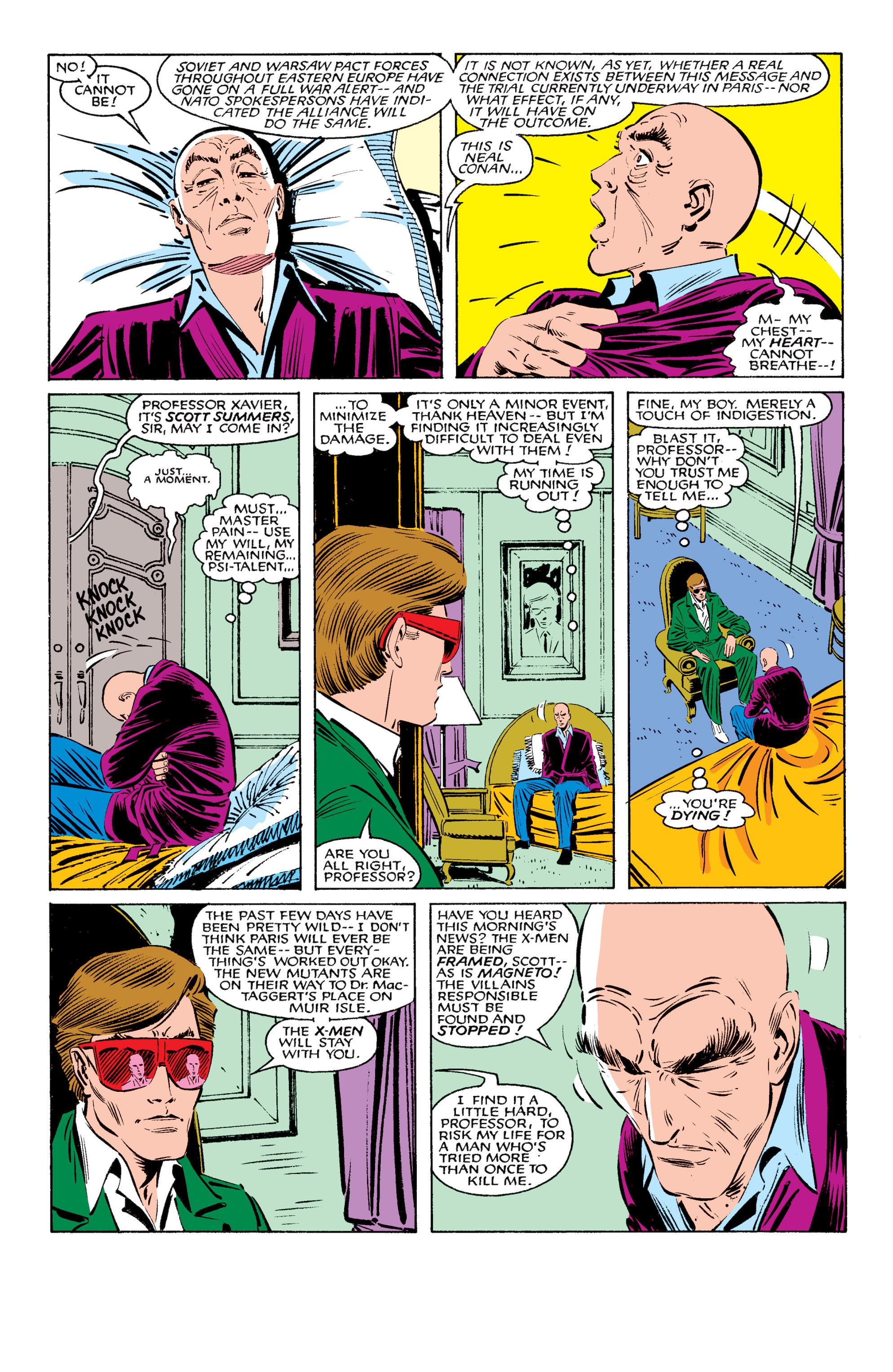 Read online Uncanny X-Men (1963) comic -  Issue #200 - 9