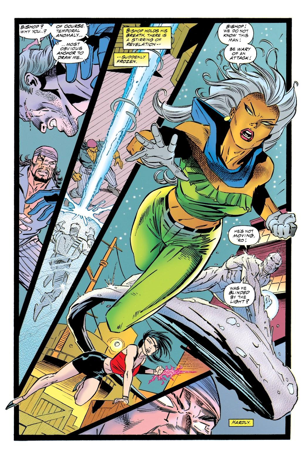 Uncanny X-Men (1963) issue 321 - Page 20