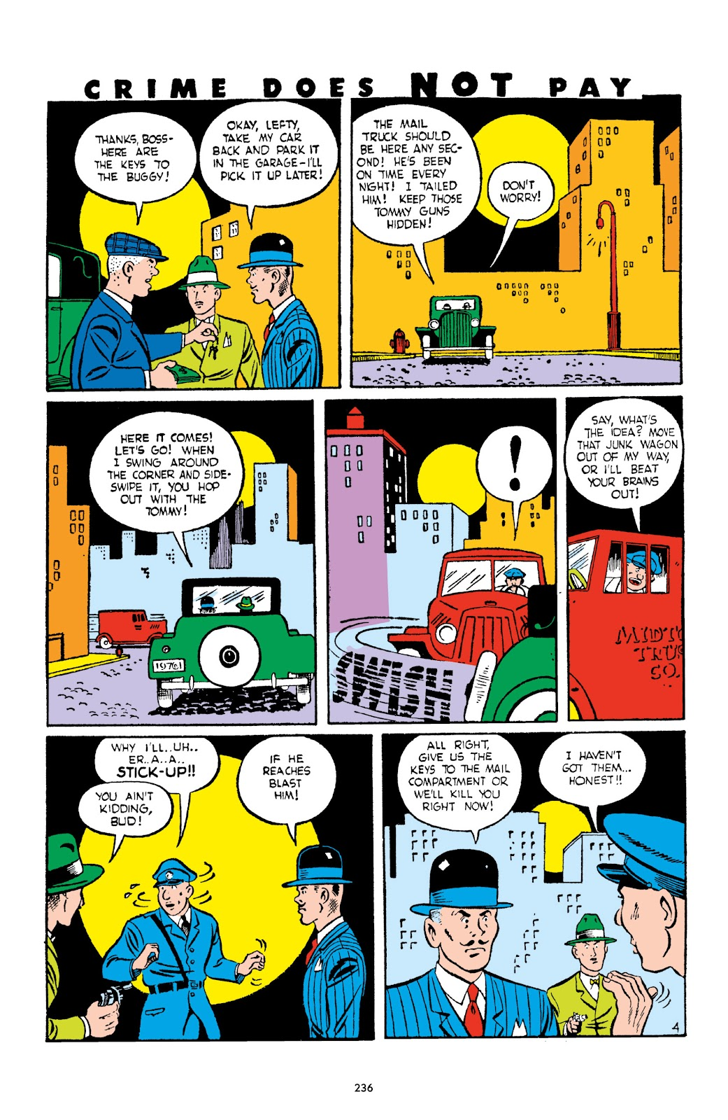 Read online Crime Does Not Pay Archives comic -  Issue # TPB 2 (Part 3) - 36