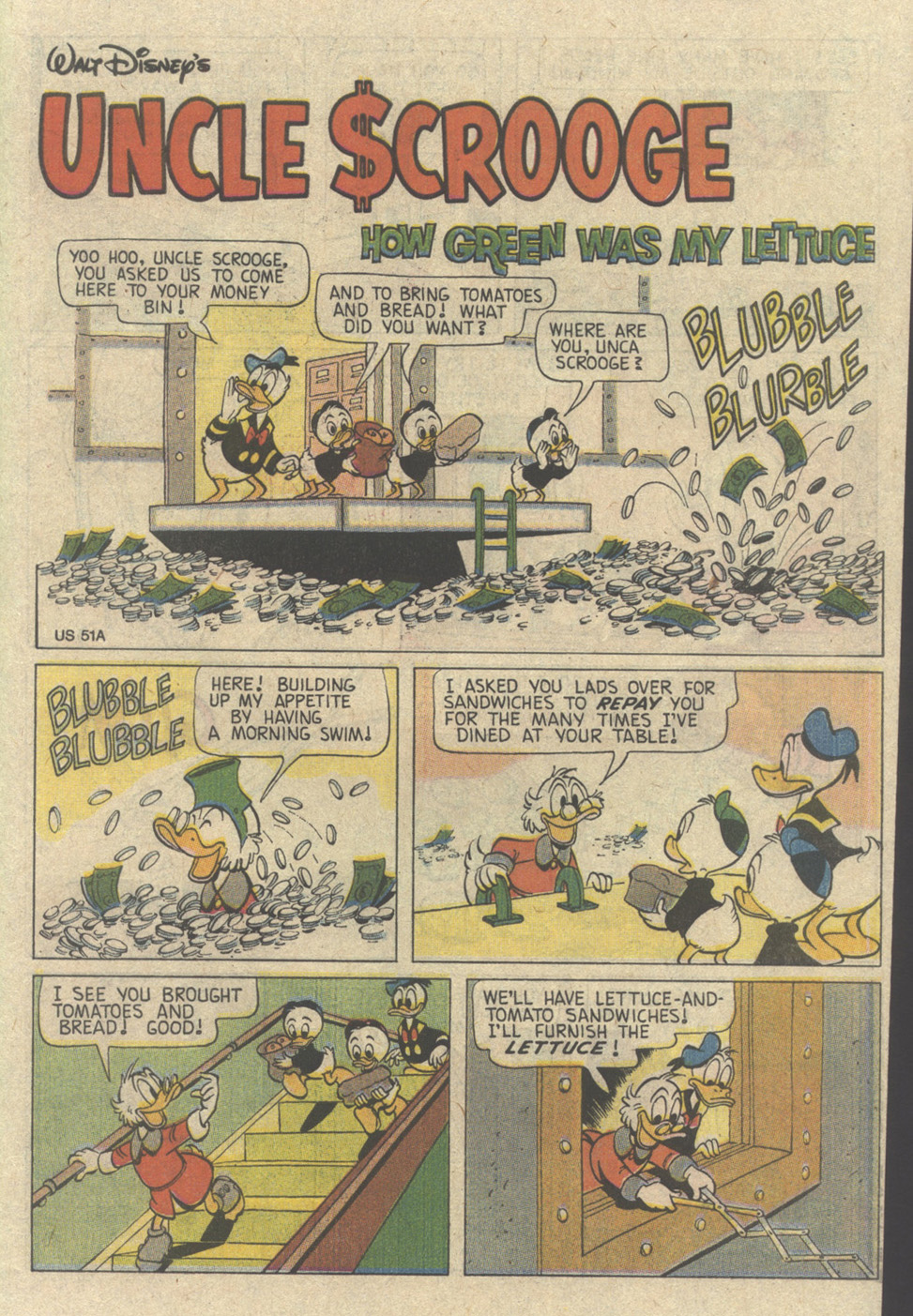 Read online Uncle Scrooge (1953) comic -  Issue #241 - 47