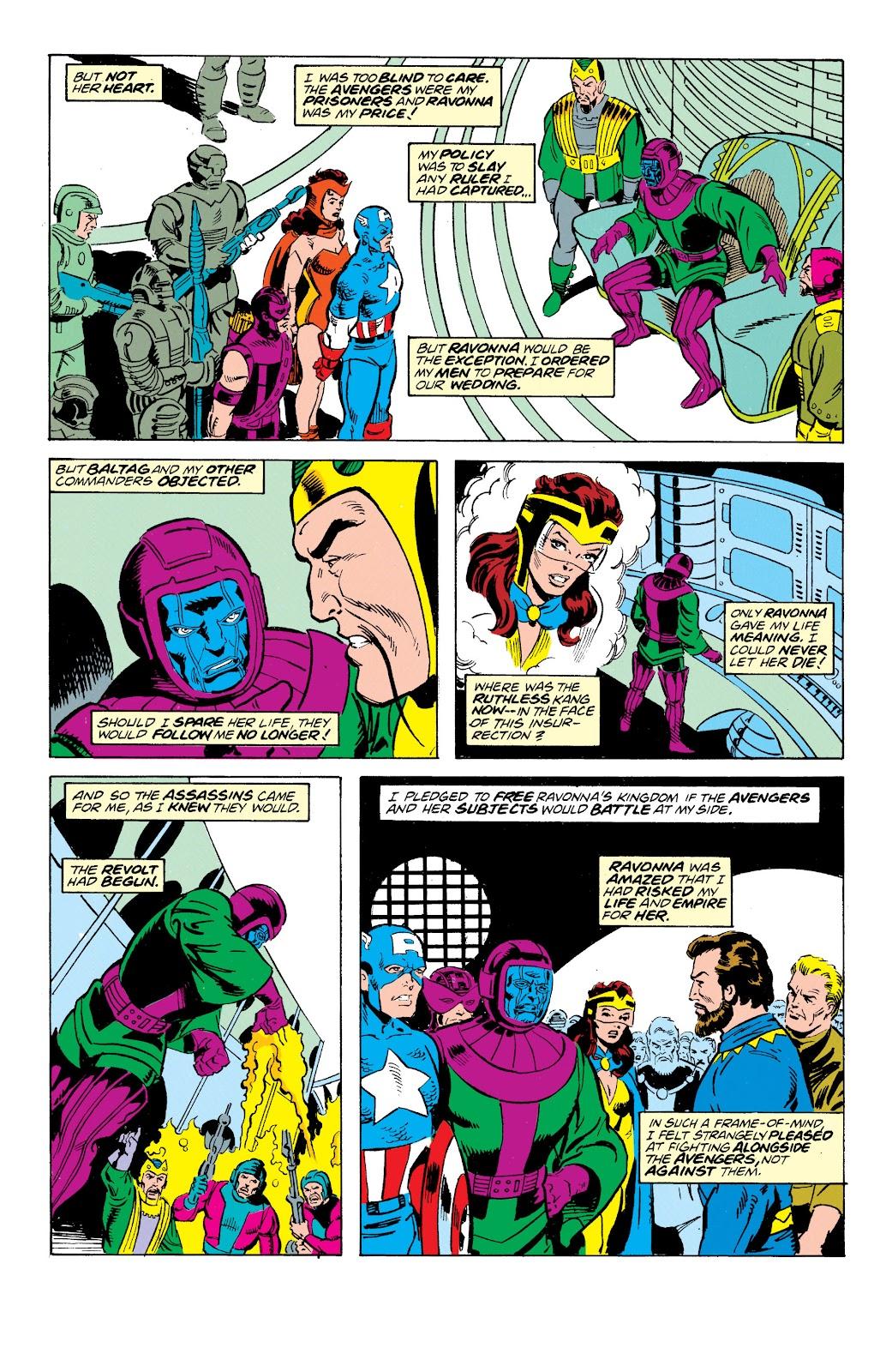 Read online Avengers: Citizen Kang comic -  Issue # TPB (Part 2) - 8