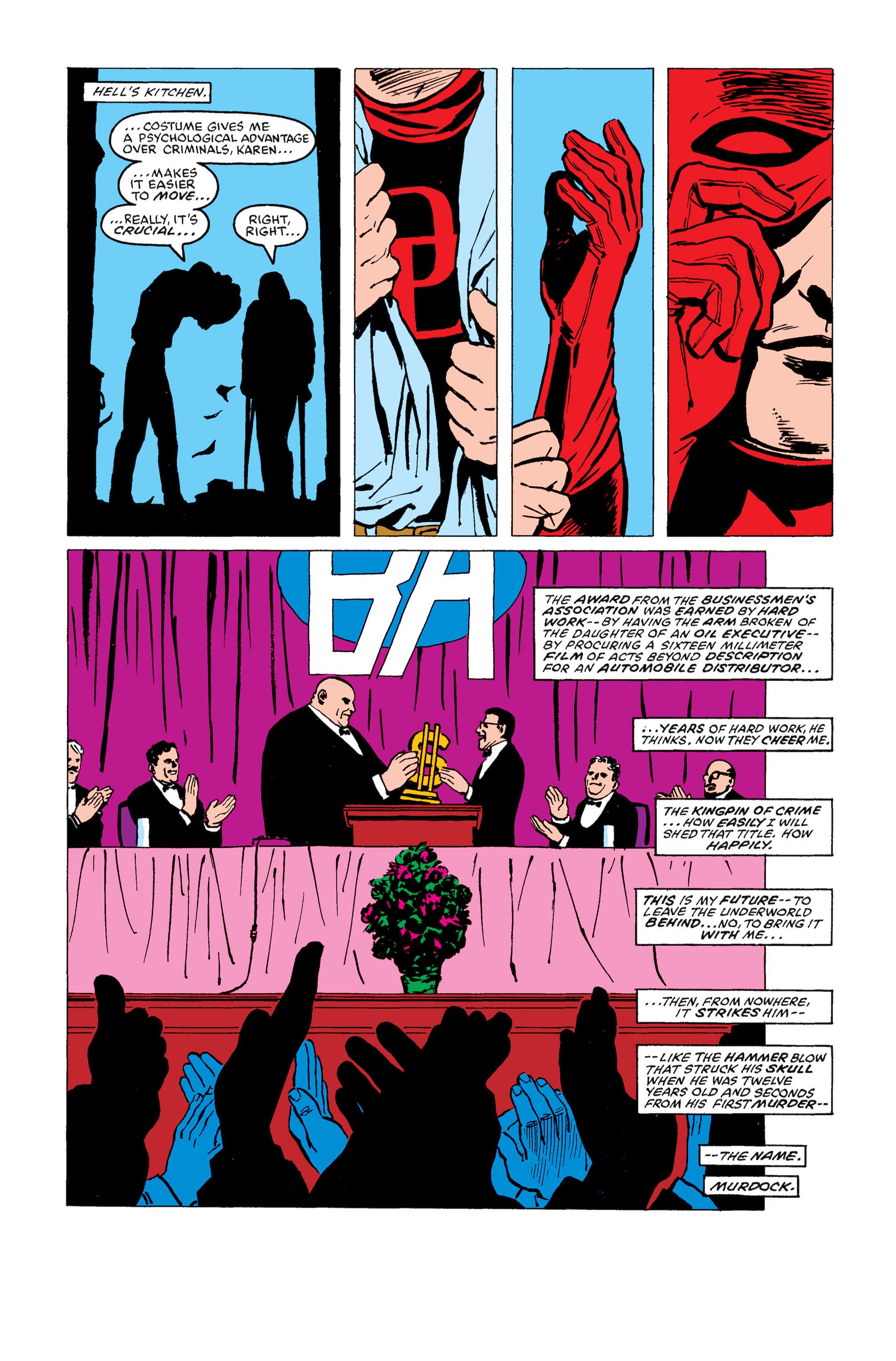 Read online Daredevil: Born Again comic -  Issue # Full - 190