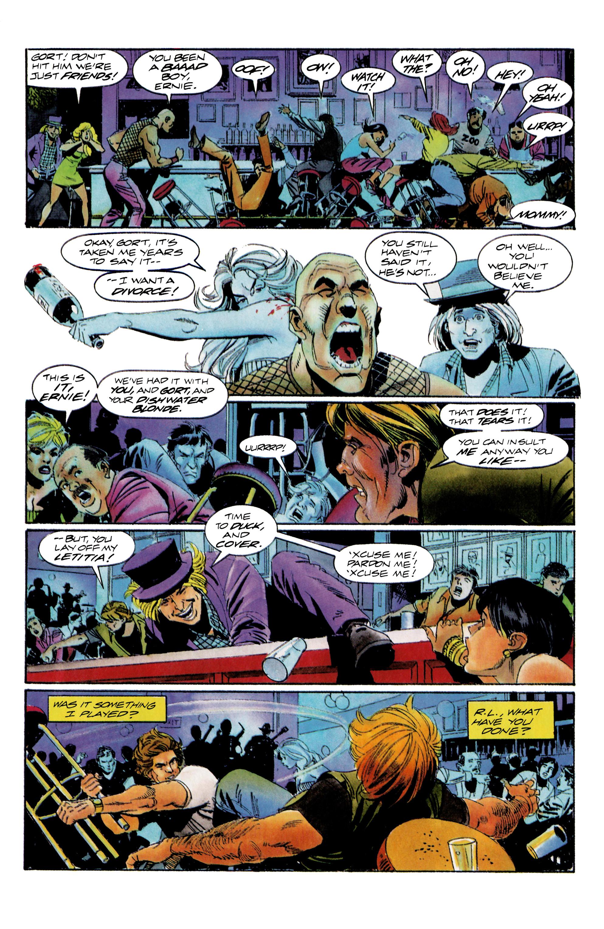Read online Shadowman (1992) comic -  Issue #15 - 9