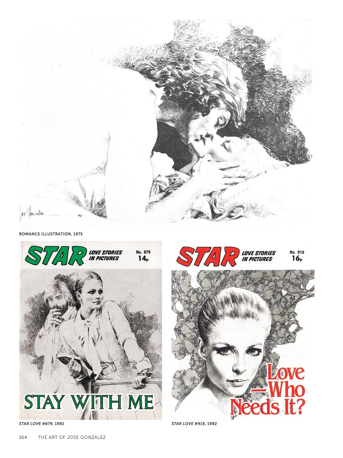 Read online The Art of Jose Gonzalez comic -  Issue # TPB (Part 2) - 66