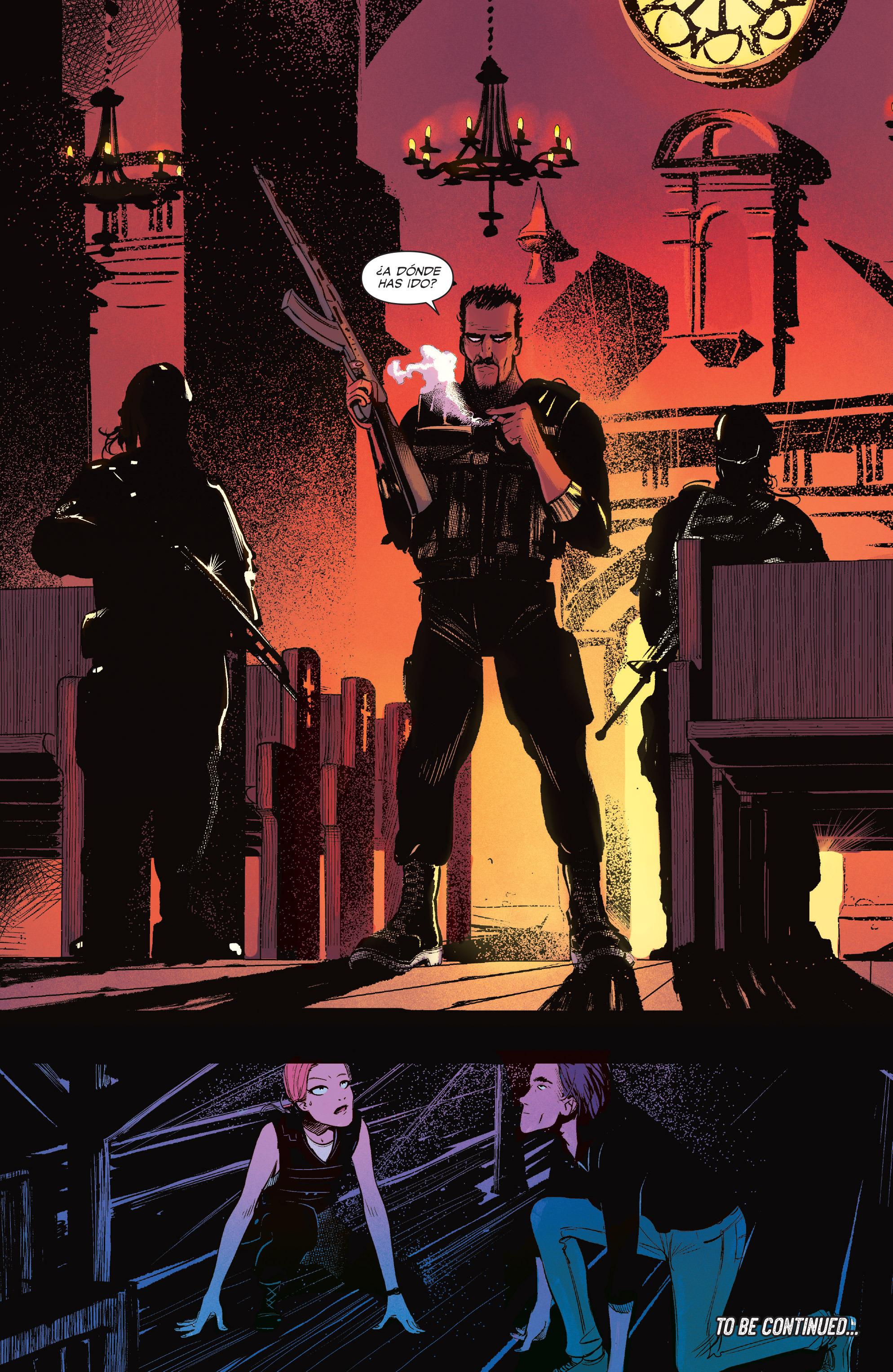 Read online Sombra comic -  Issue #1 - 26