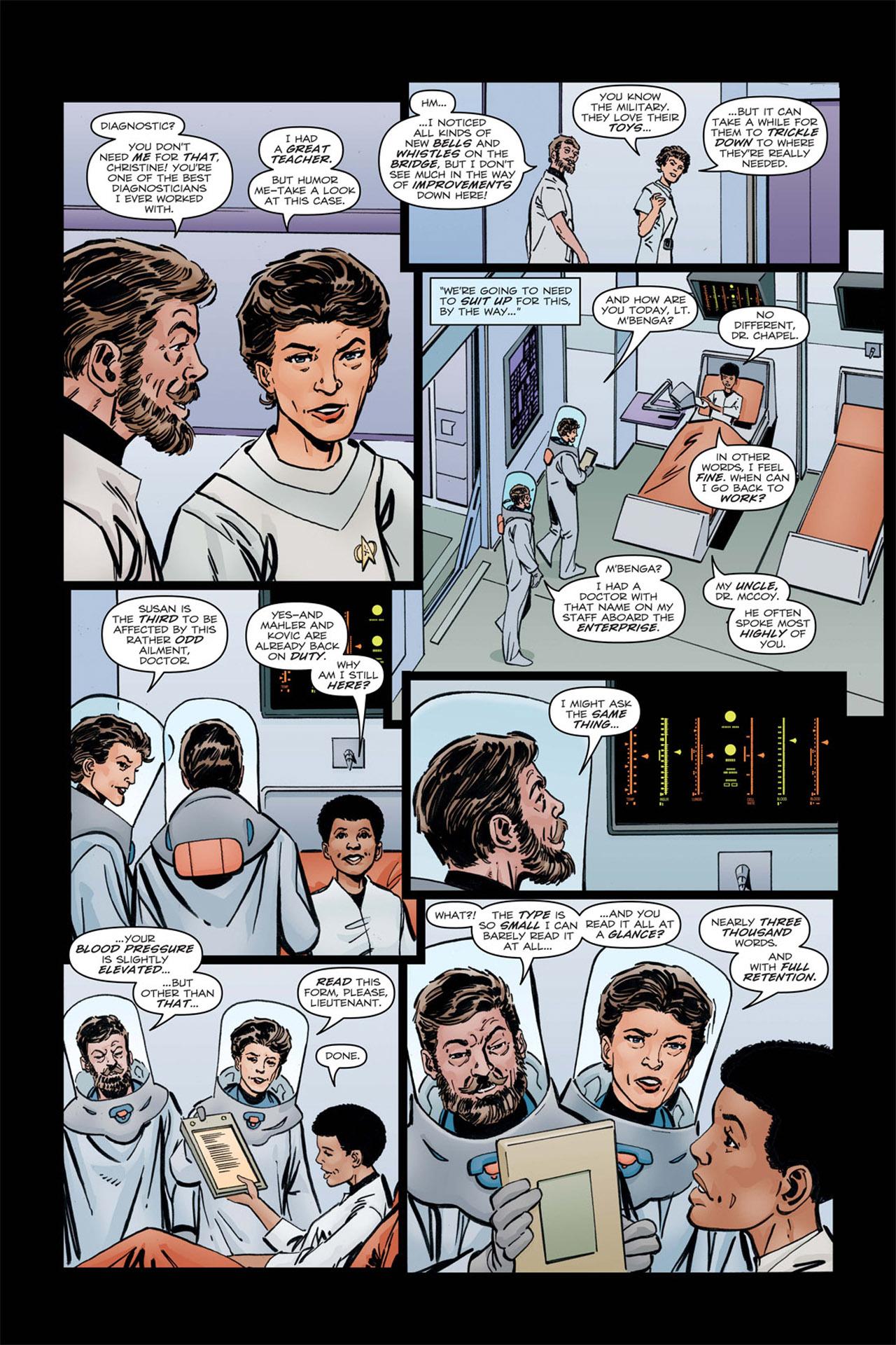 Read online Star Trek: Leonard McCoy, Frontier Doctor comic -  Issue #4 - 8