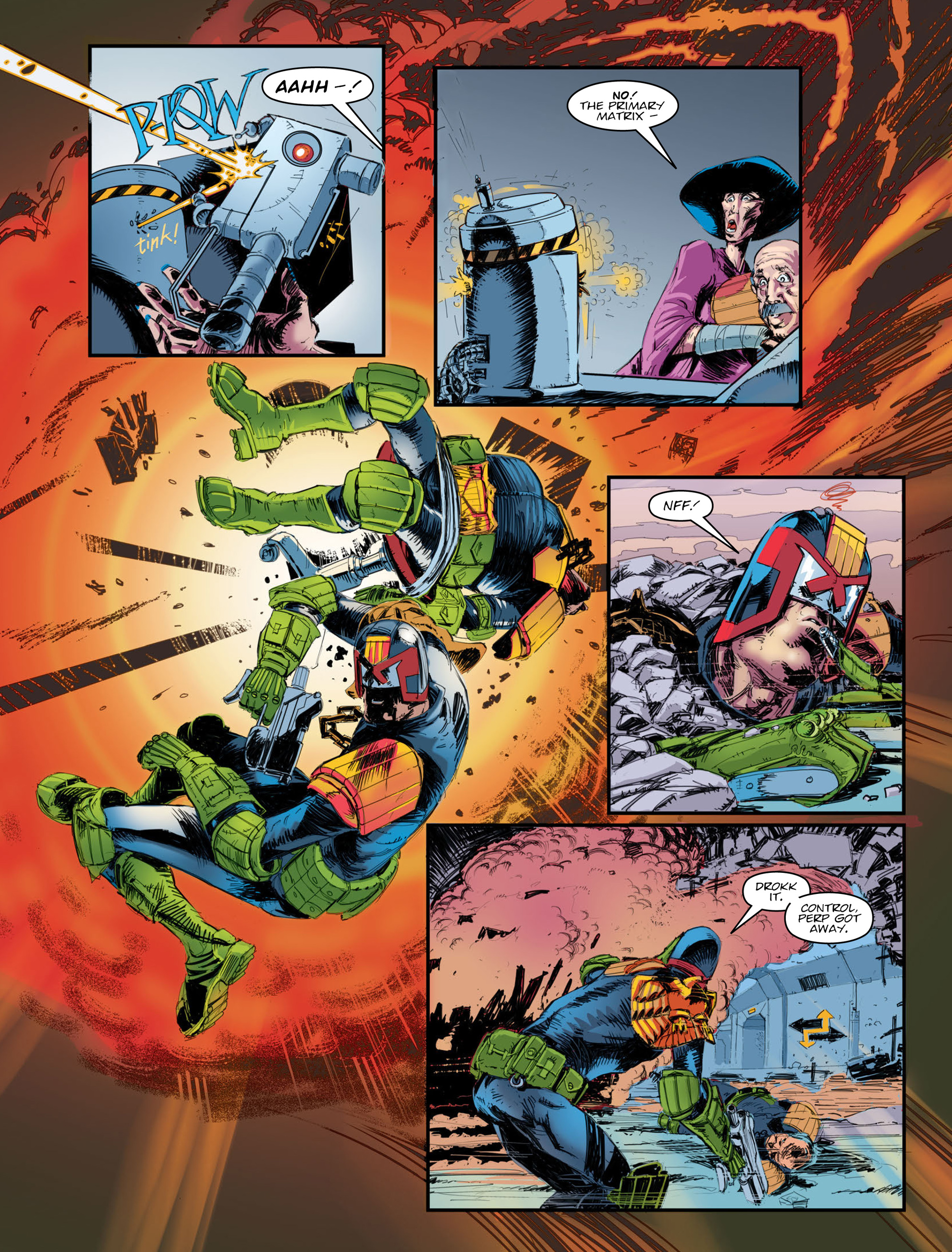 Read online 2000 AD comic -  Issue #2009 - 7