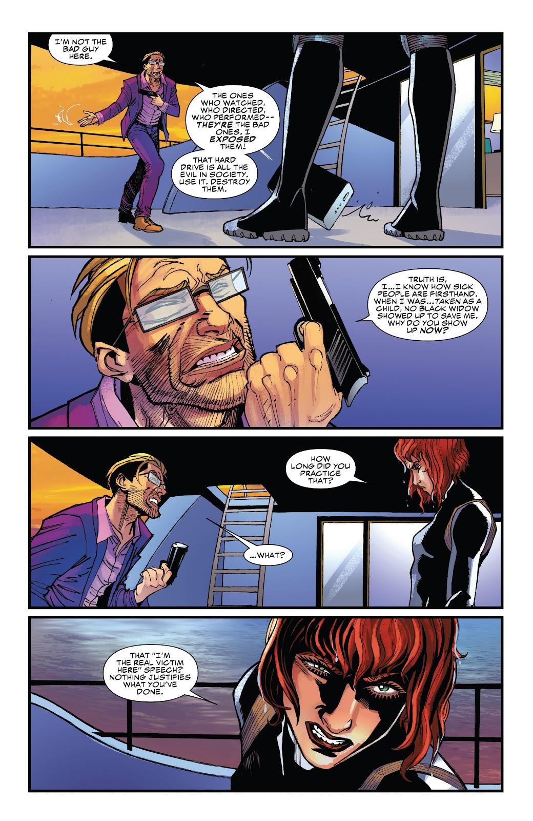 Read online Black Widow (2019) comic -  Issue #5 - 15