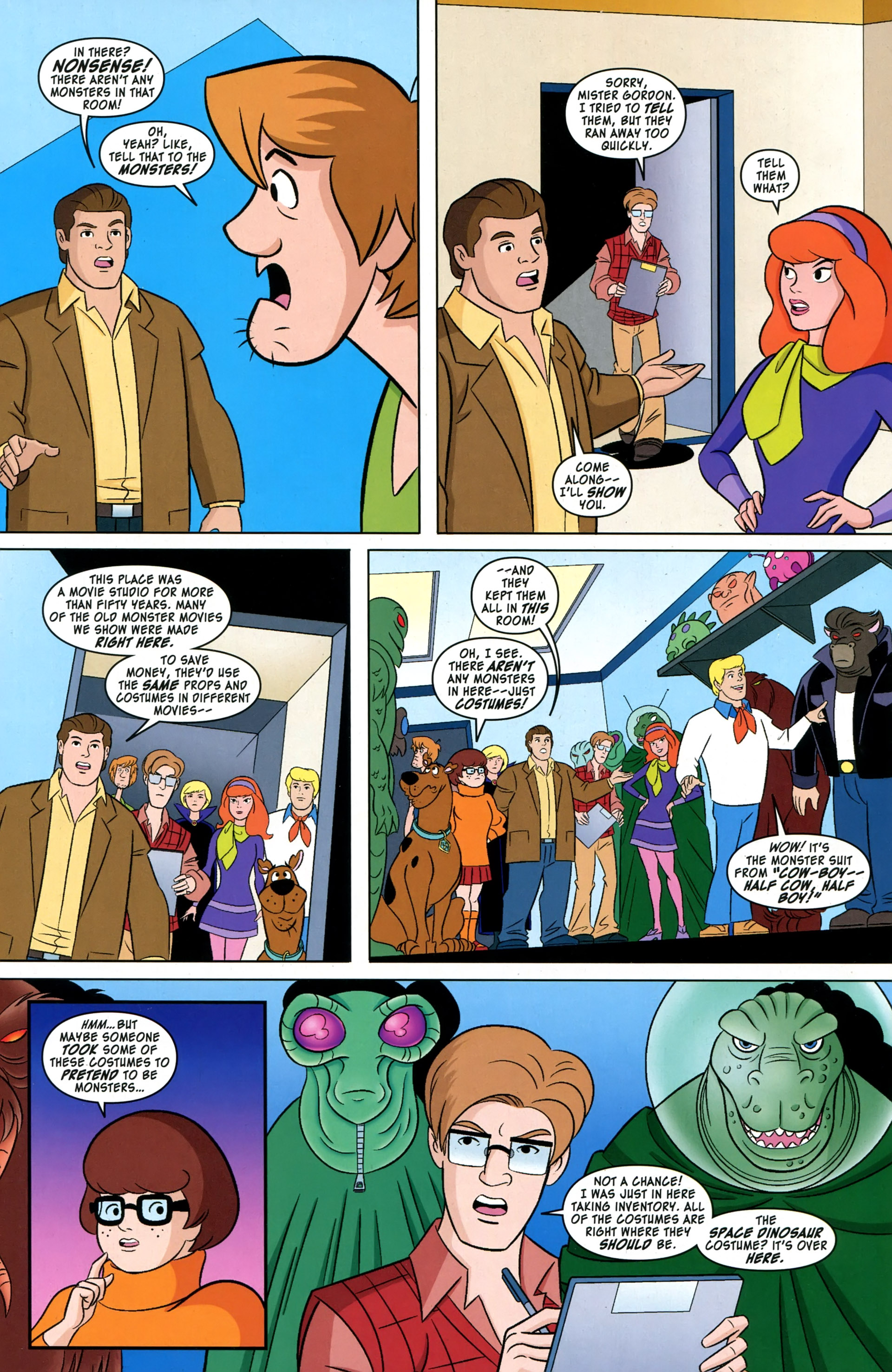 Read online Scooby-Doo: Where Are You? comic -  Issue #38 - 8