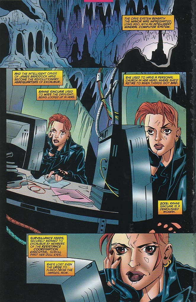 Excalibur (1988) issue 94 - Page 6