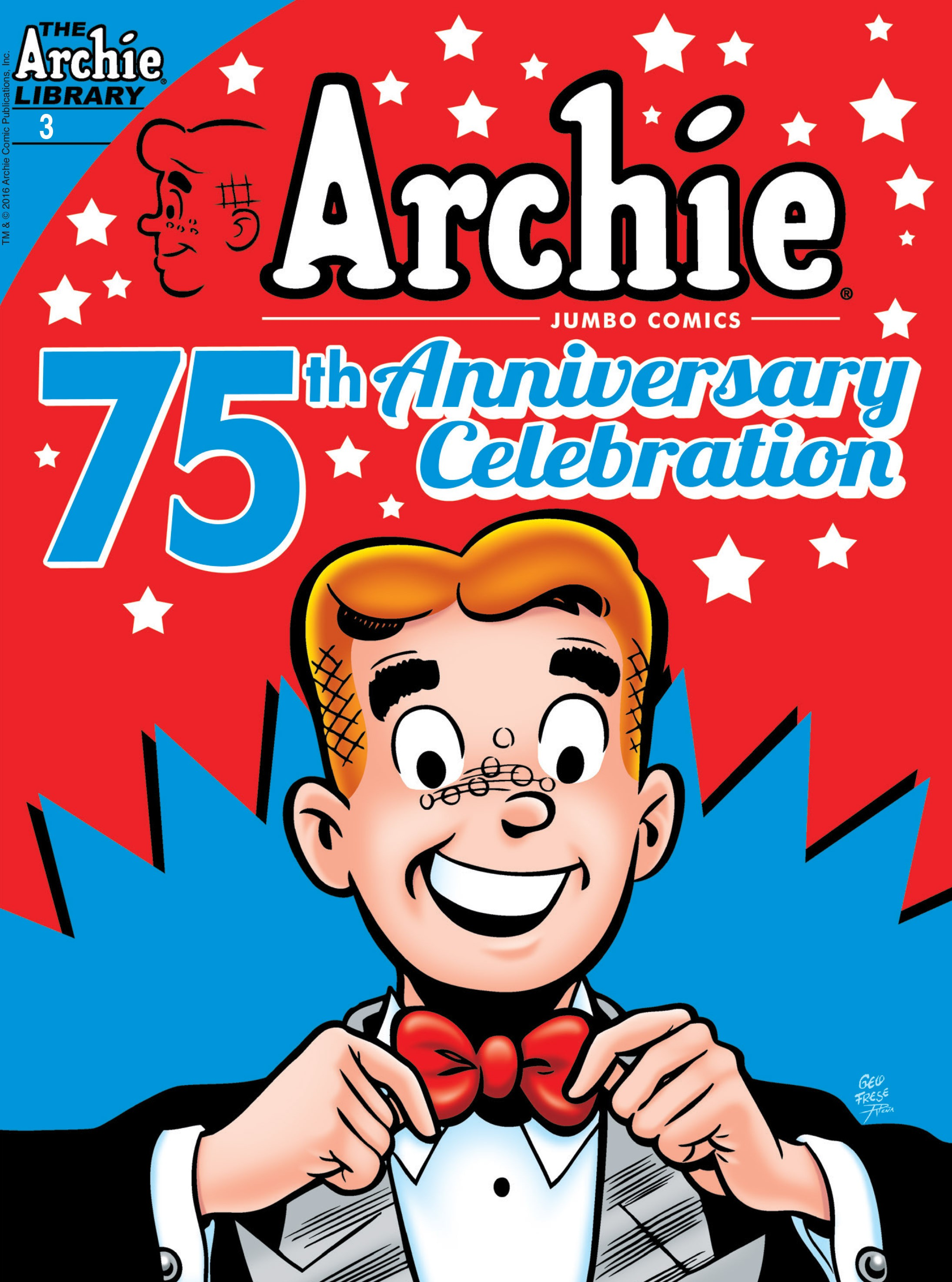 Read online Archie 75th Anniversary Digest comic -  Issue #3 - 1