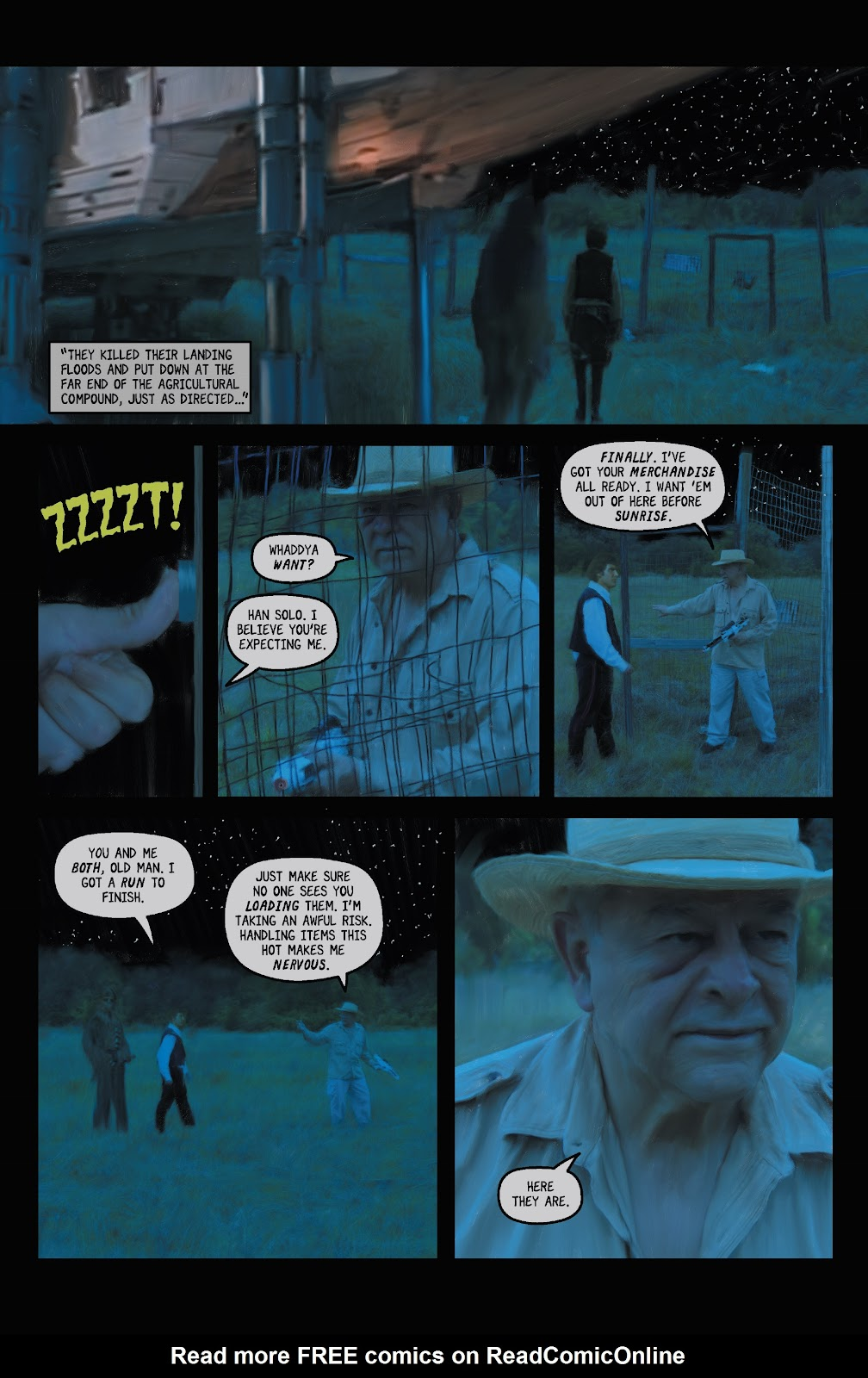Read online Star Wars Legends Epic Collection: The Empire comic -  Issue # TPB 5 (Part 5) - 46