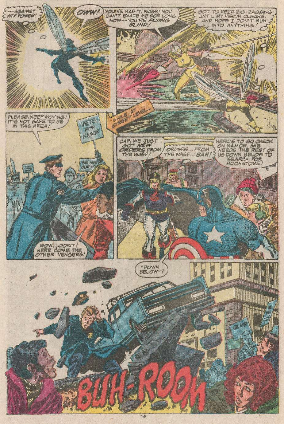 The Avengers (1963) 270 Page 14