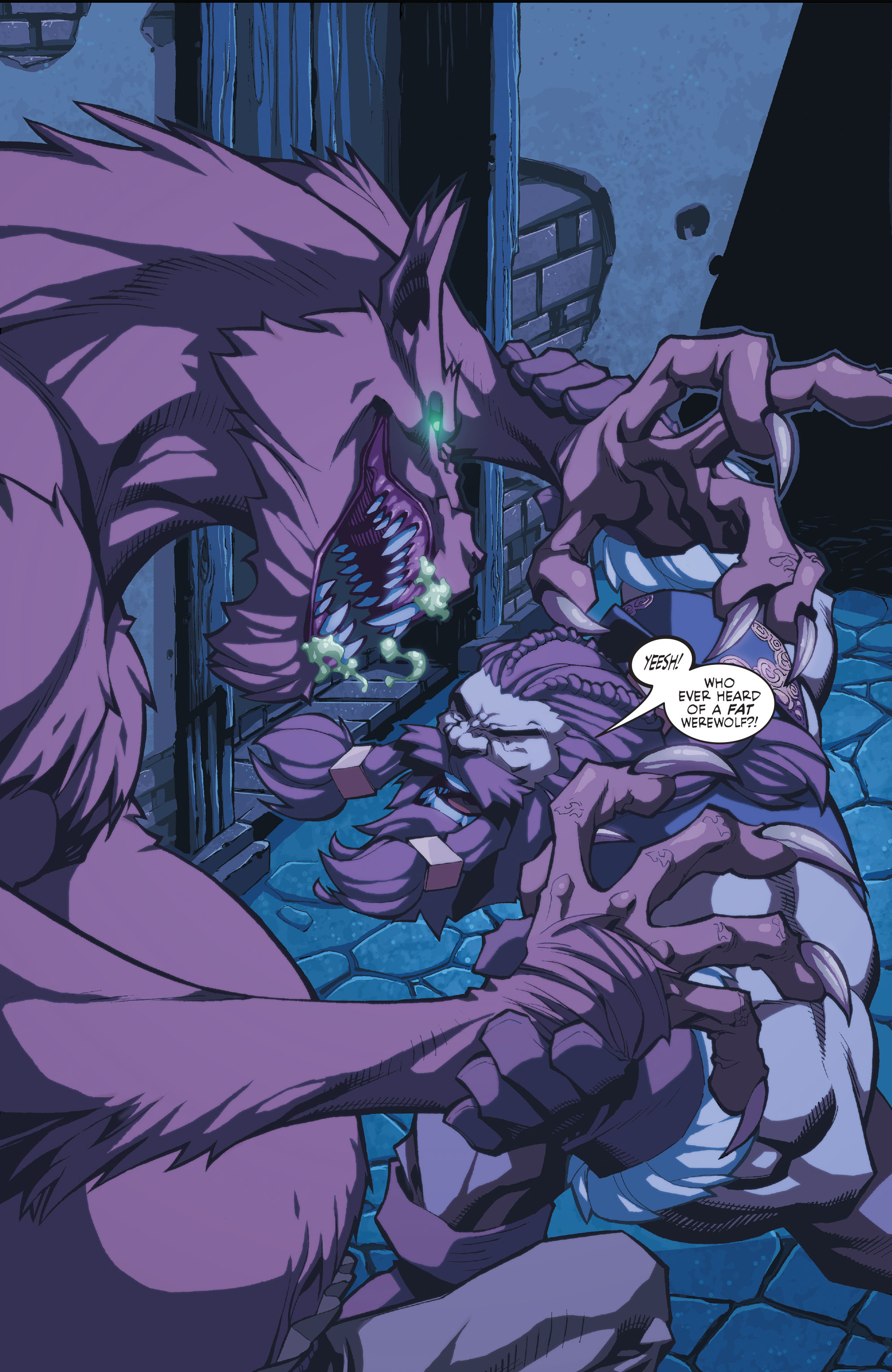 Read online Skullkickers comic -  Issue #1 - 3