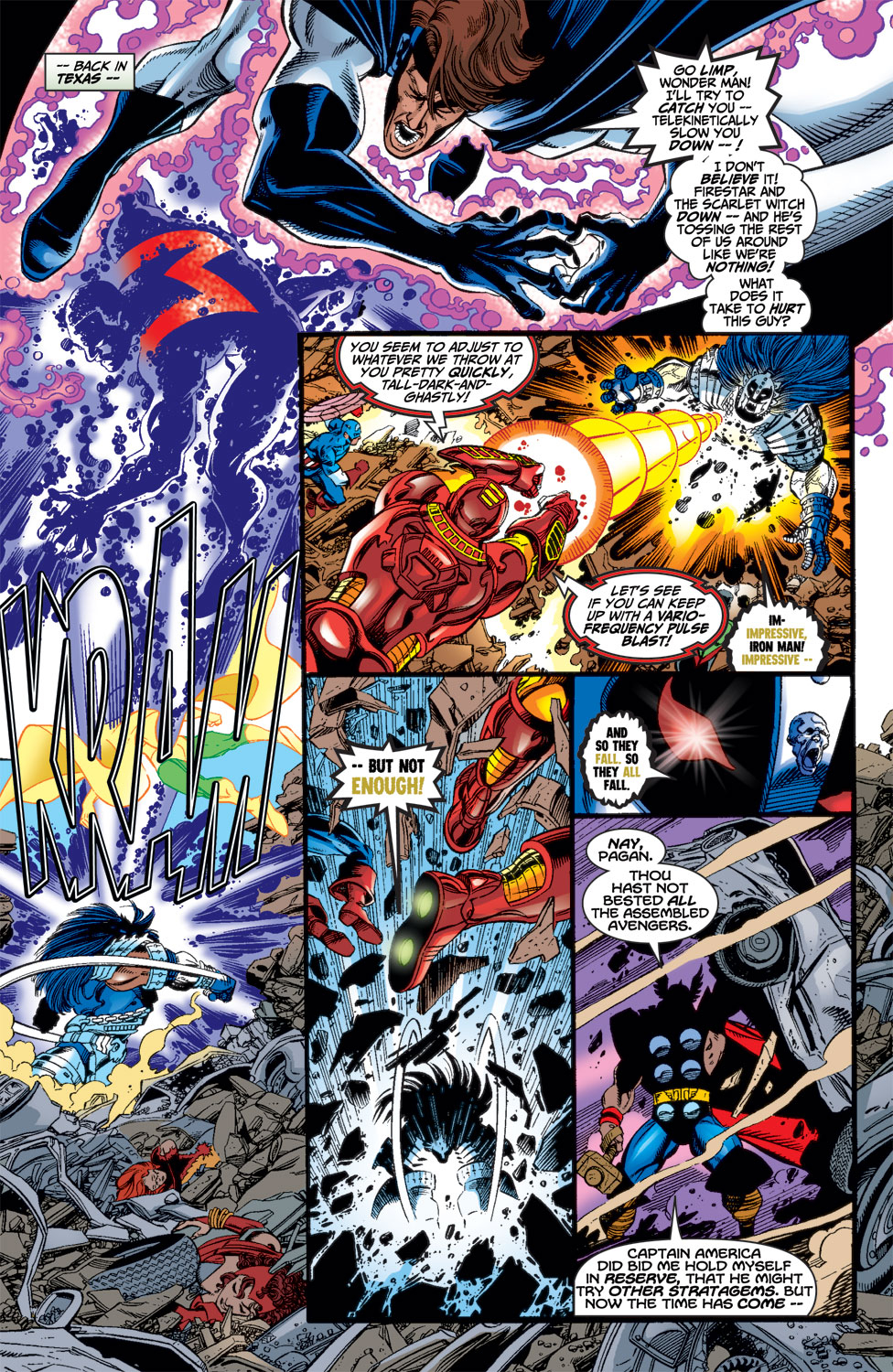 Read online Avengers (1998) comic -  Issue #15 - 15