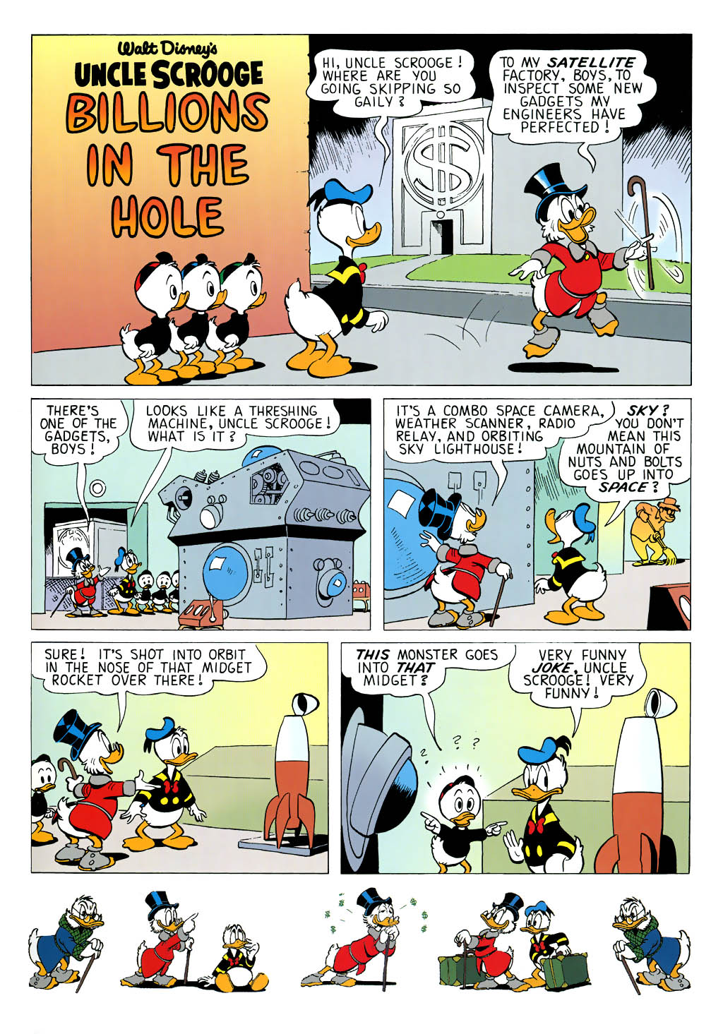 Read online Uncle Scrooge (1953) comic -  Issue #323 - 21