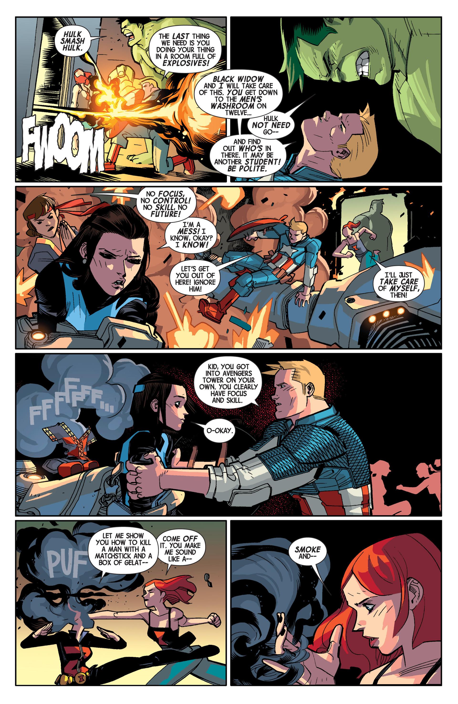 Read online Avengers (2013) comic -  Issue #Avengers (2013) _Annual 1 - 22