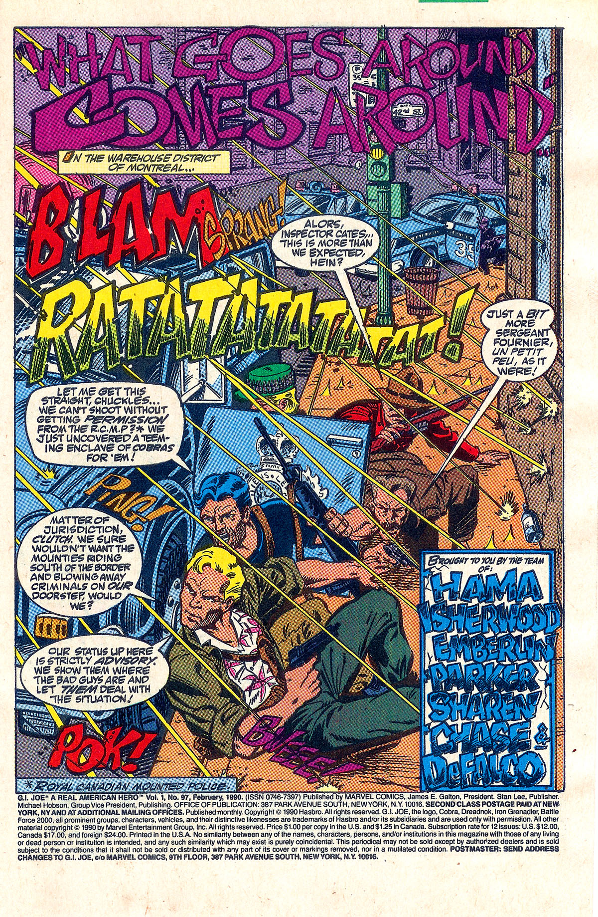 G.I. Joe: A Real American Hero 97 Page 2