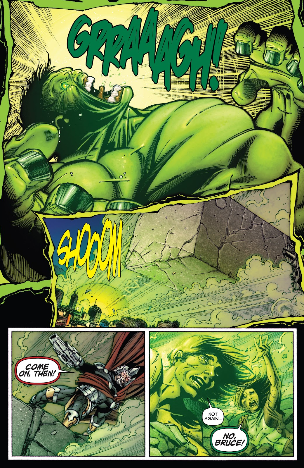 Read online Incredible Hulks (2010) comic -  Issue # _TPB Heart of the Monster - 53