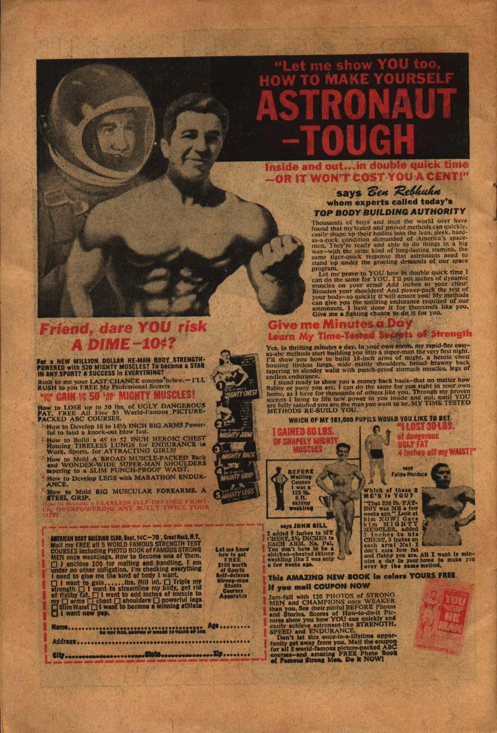 Read online Adventure Comics (1938) comic -  Issue #359 - 34