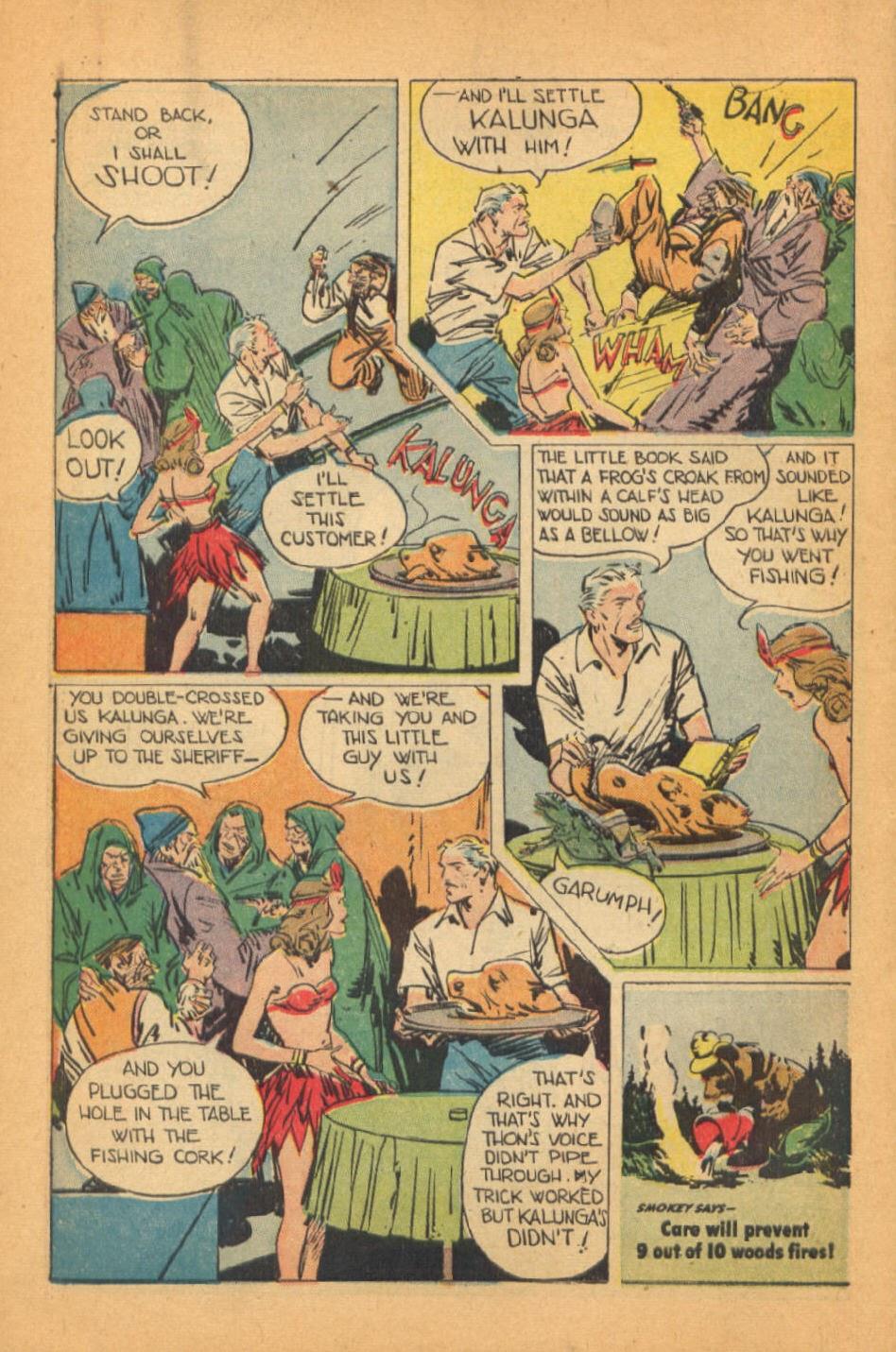 Read online Super-Magician Comics comic -  Issue #44 - 50