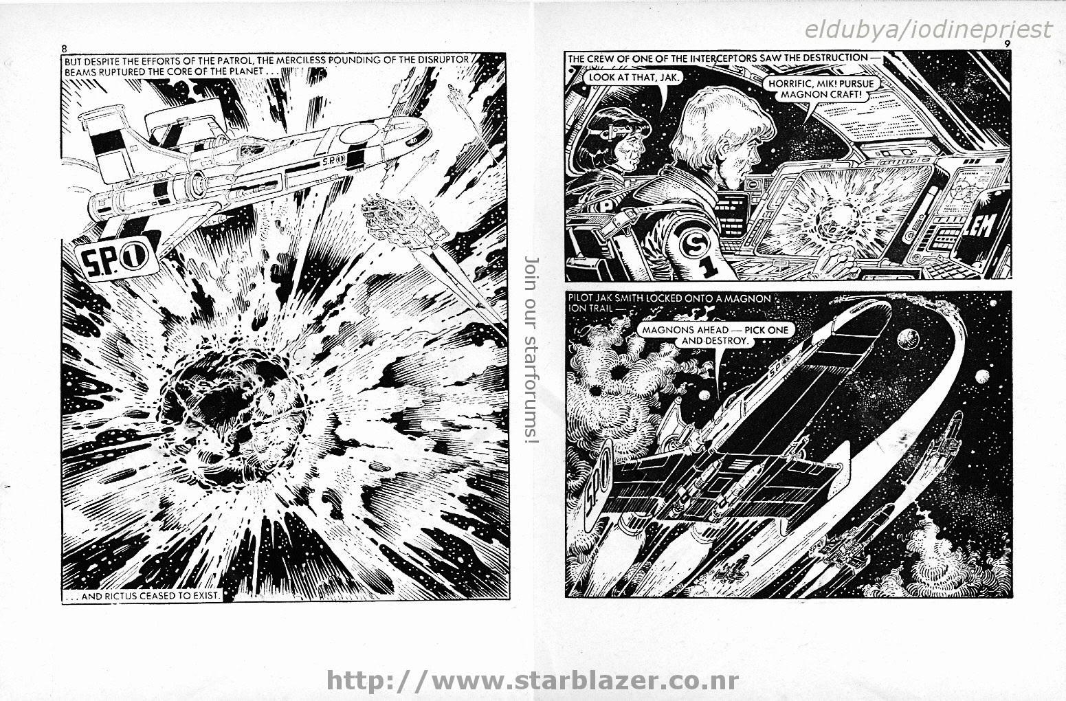 Starblazer issue 107 - Page 6