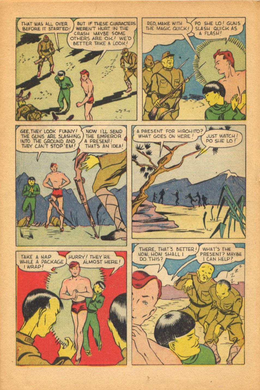 Read online Super-Magician Comics comic -  Issue #38 - 26