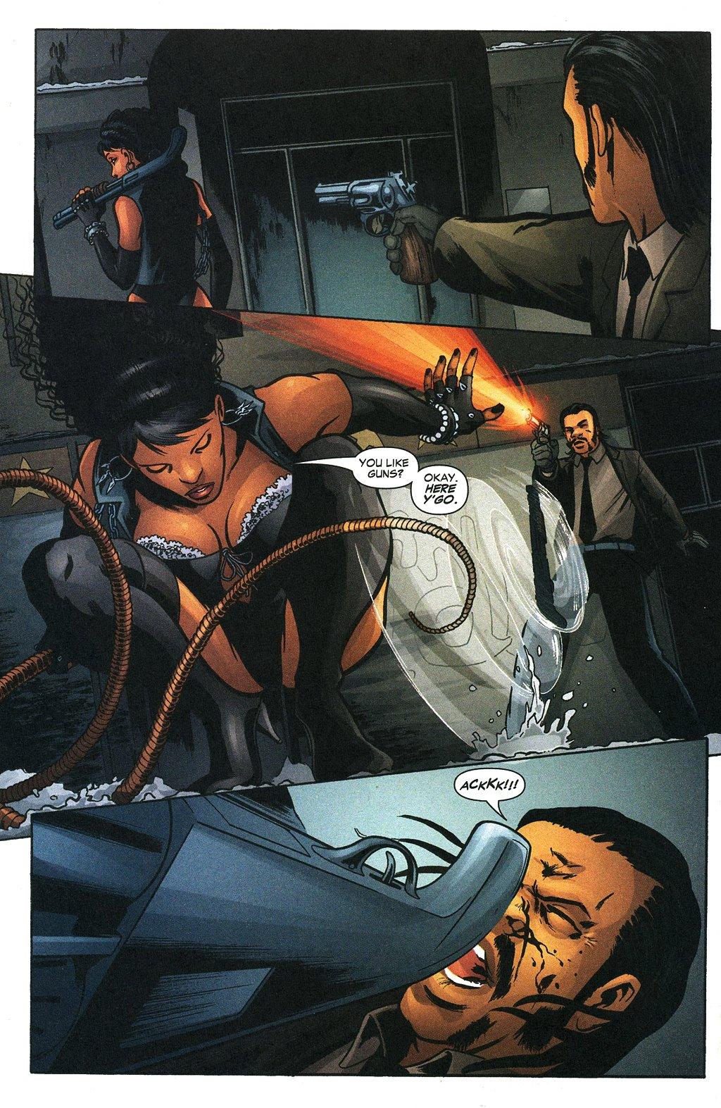 Read online Fallen Angel (2003) comic -  Issue #19 - 6