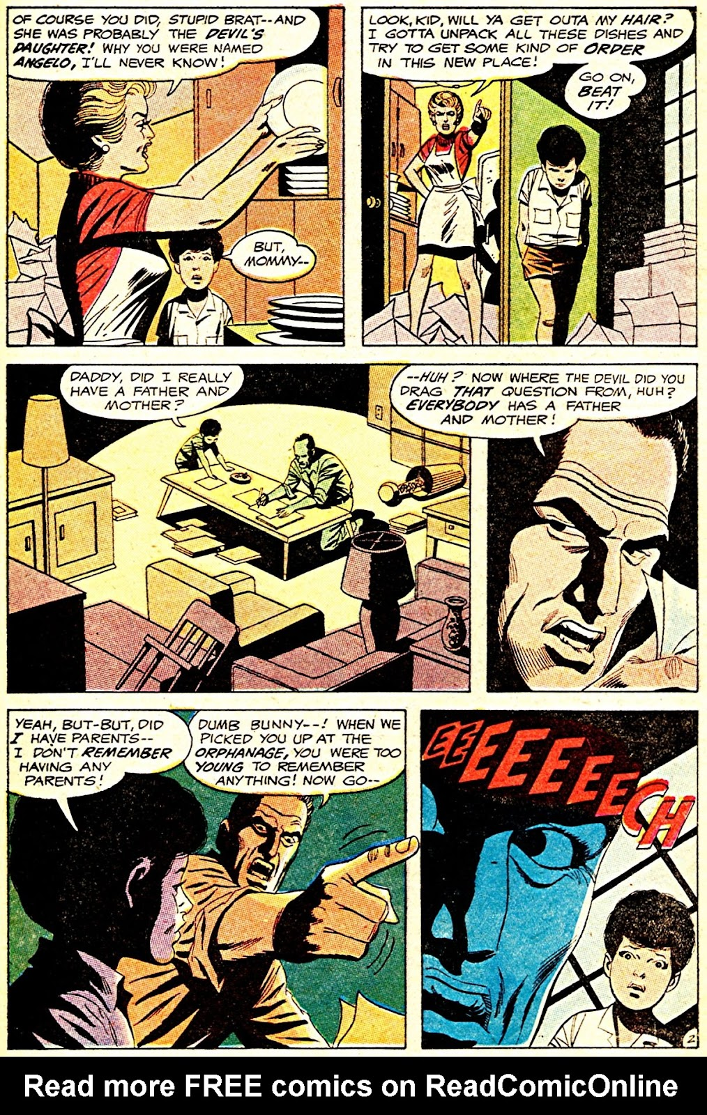 The Witching Hour (1969) issue 7 - Page 20