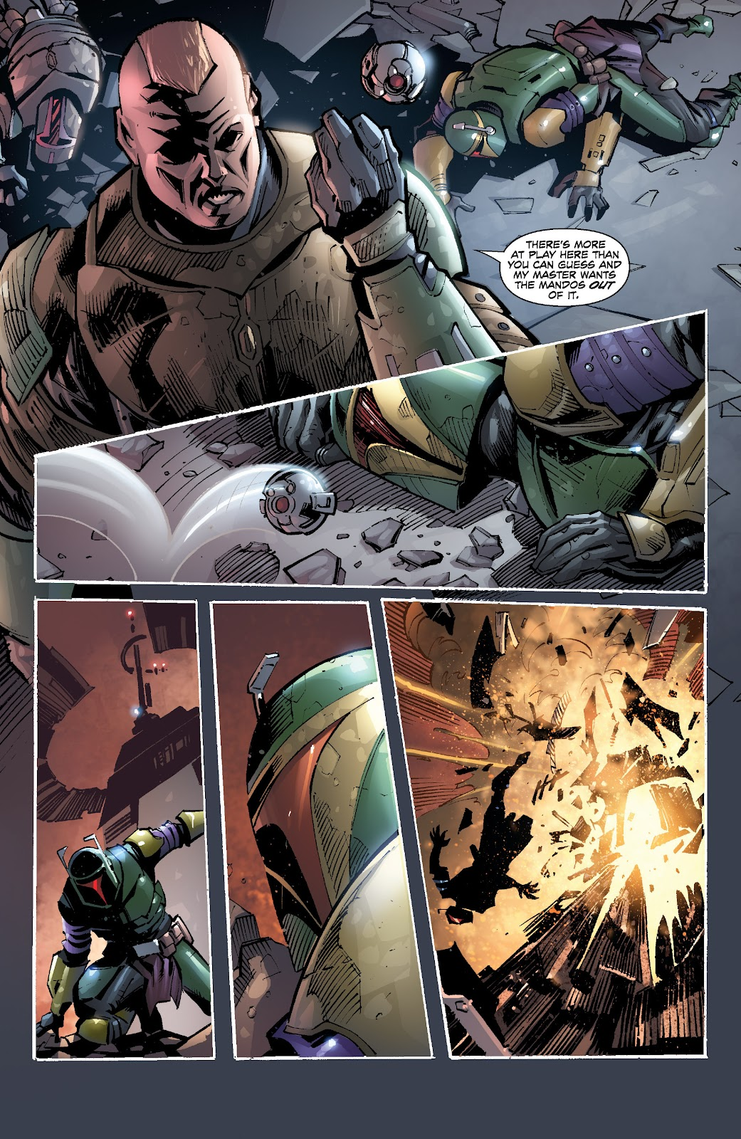 Read online Star Wars Legends: Legacy - Epic Collection comic -  Issue # TPB 2 (Part 5) - 16