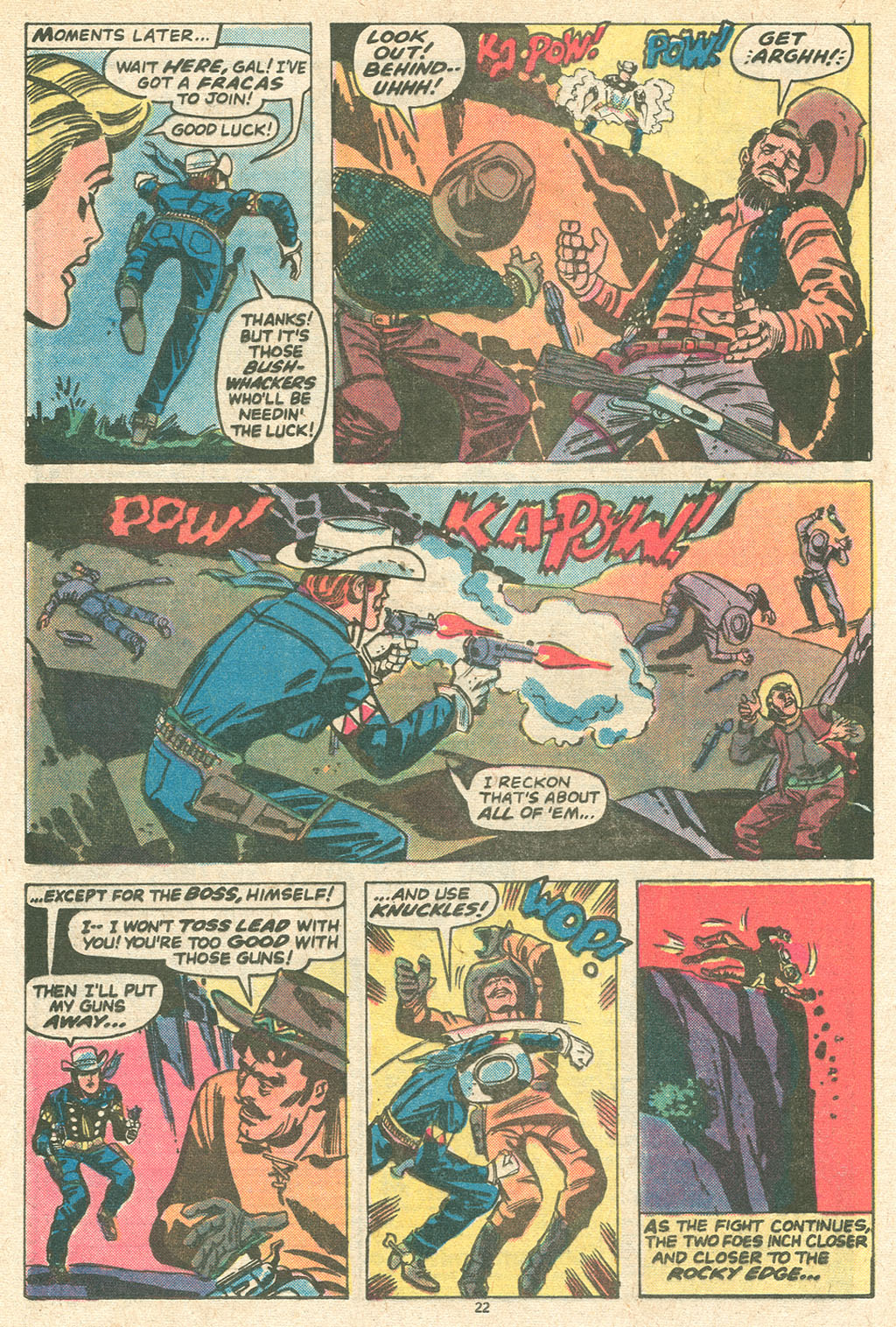 The Rawhide Kid (1955) issue 147 - Page 24