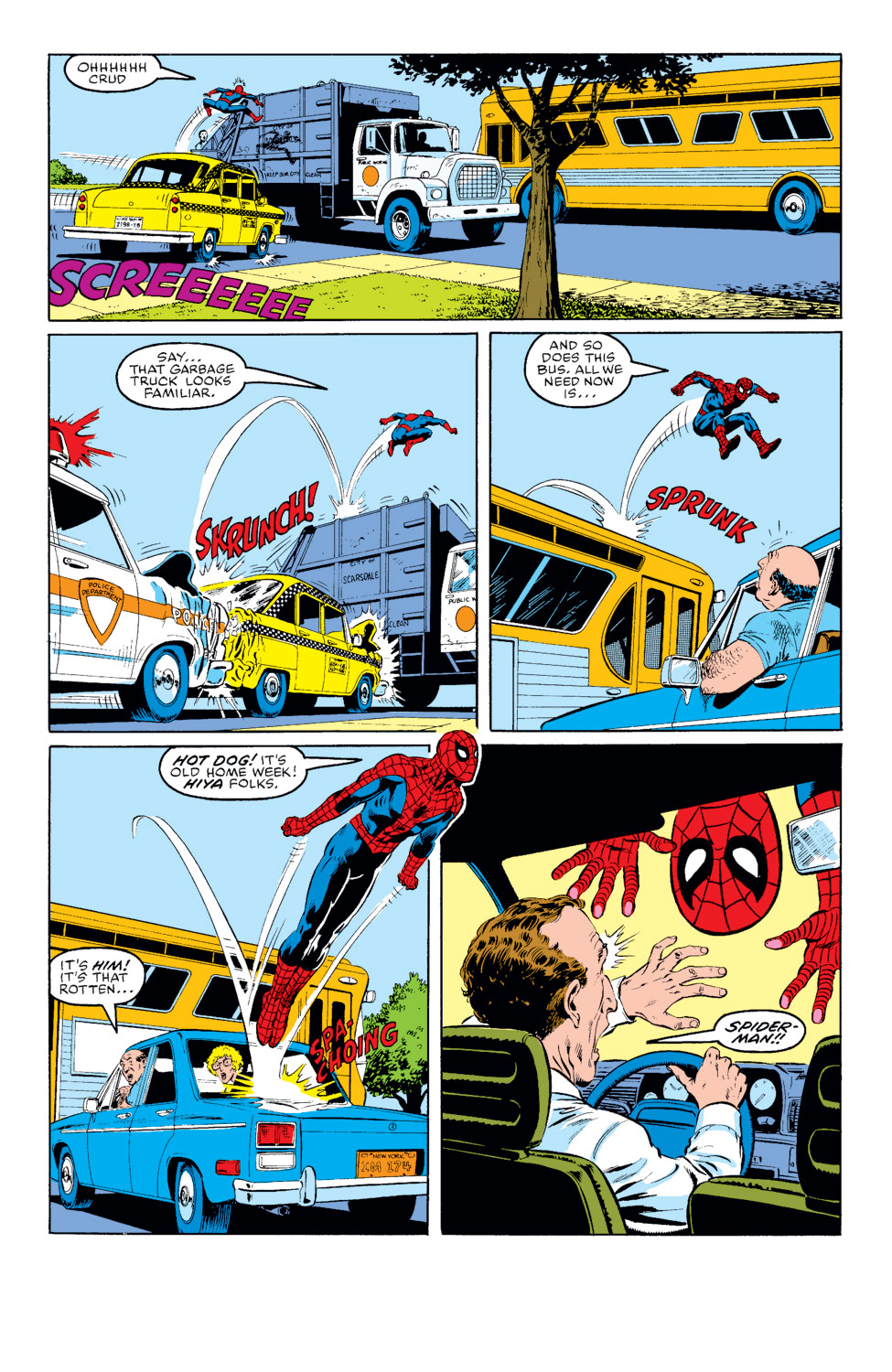 The Amazing Spider-Man (1963) 267 Page 21
