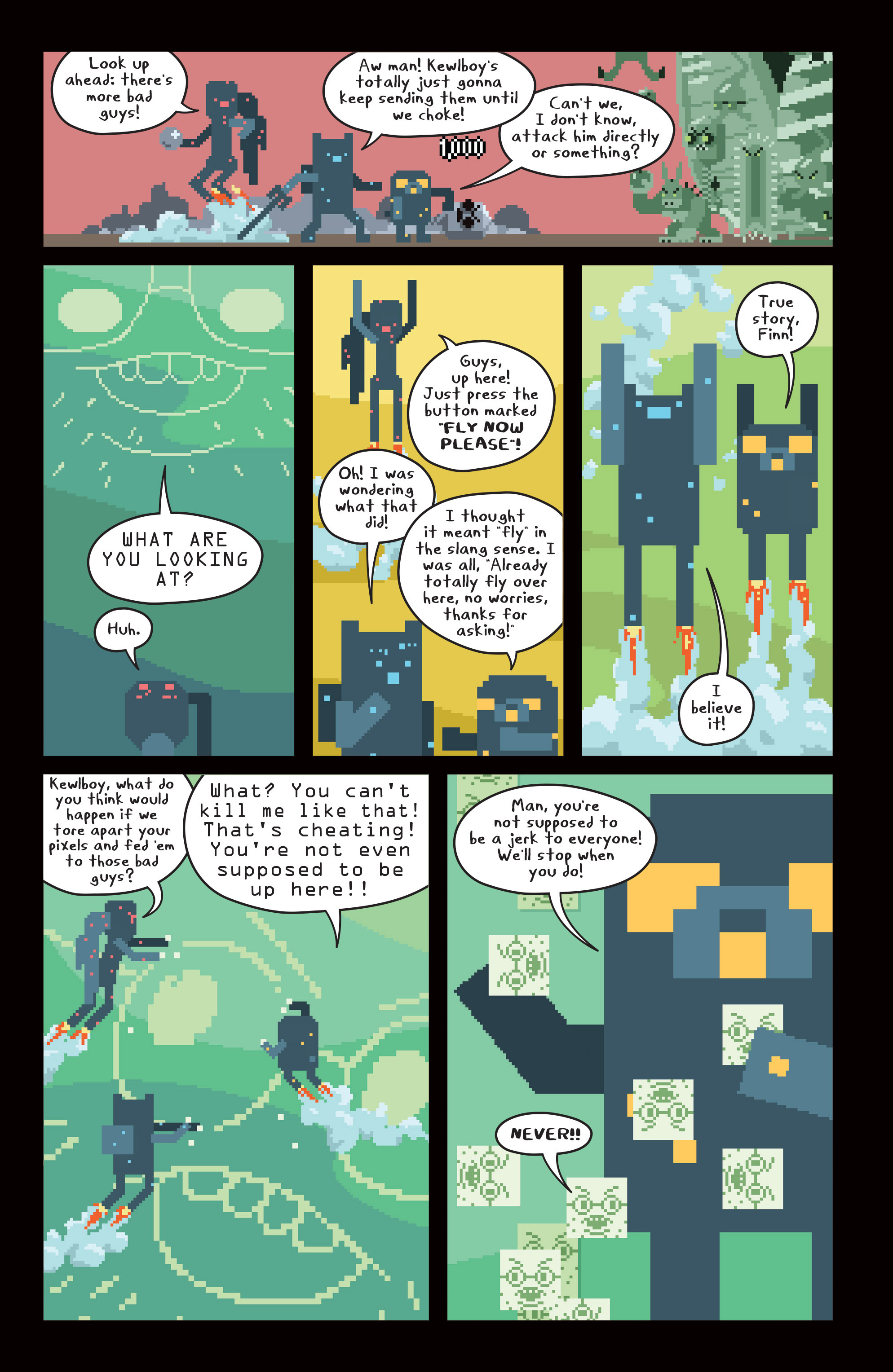 Read online Adventure Time comic -  Issue #Adventure Time _TPB 3 - 79