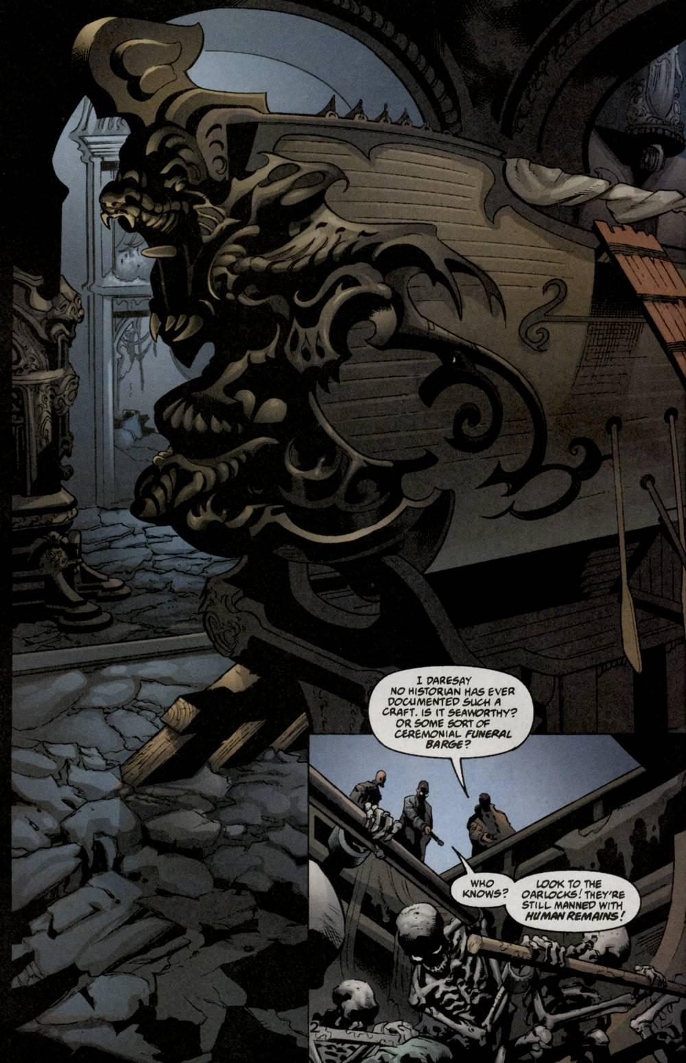 Read online Aquaman (2003) comic -  Issue #5 - 3