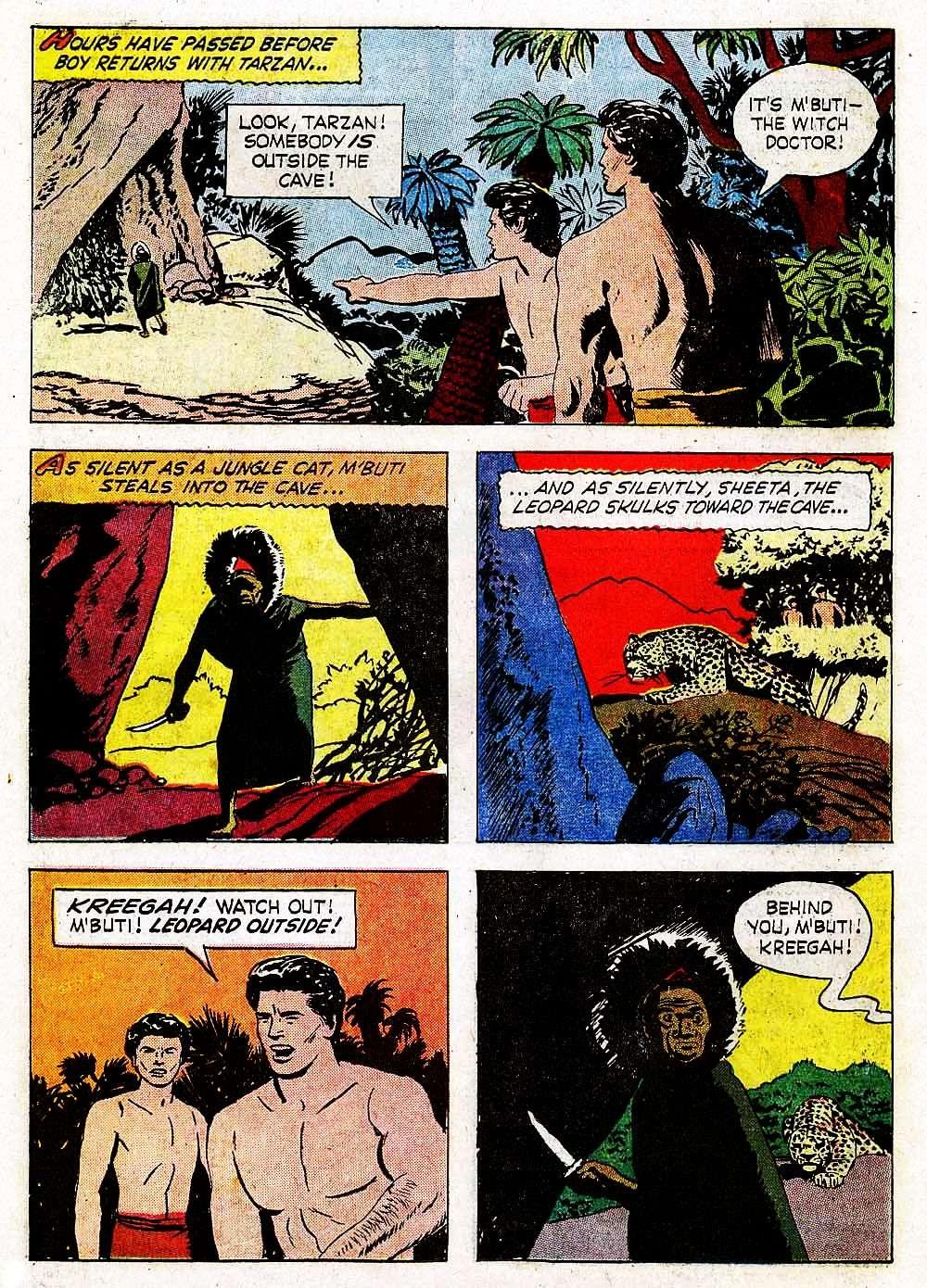 Tarzan (1962) issue 139 - Page 26