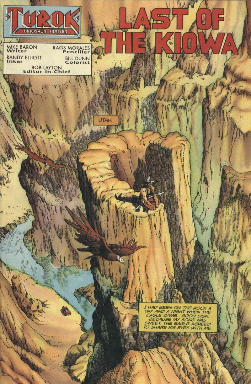 Read online Turok, Dinosaur Hunter (1993) comic -  Issue #10 - 2