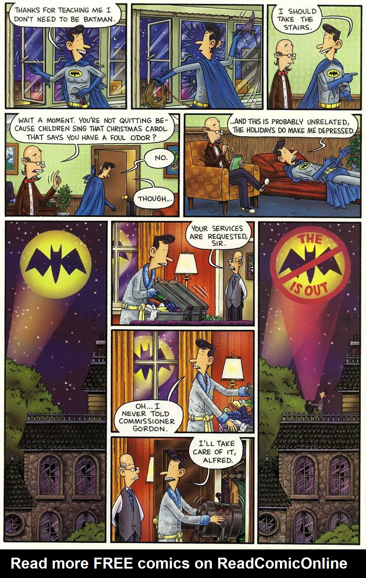 Read online Bizarro World comic -  Issue # TPB - 58