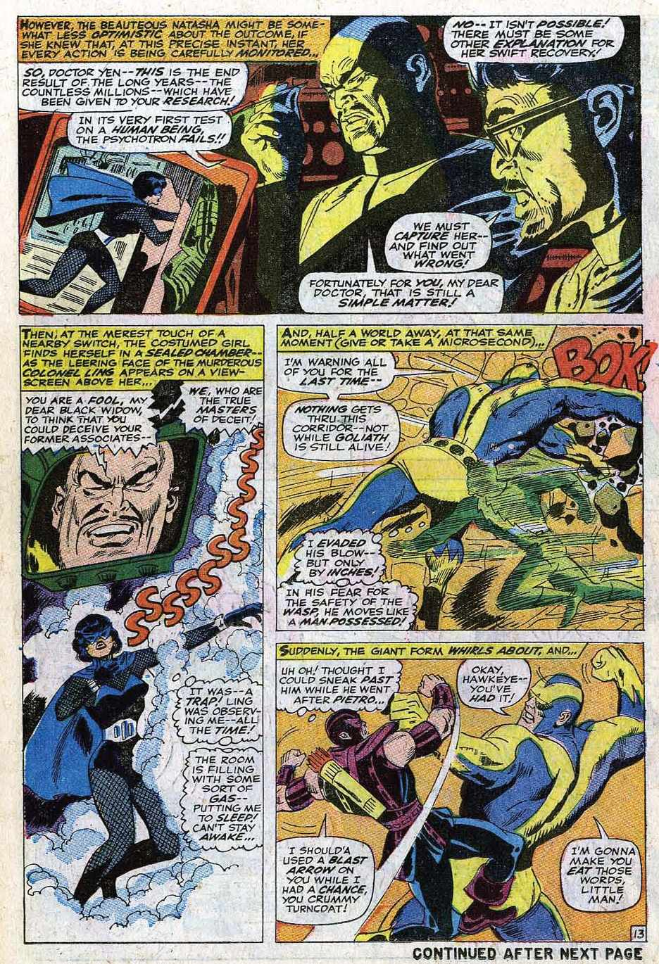 The Avengers (1963) 42 Page 17