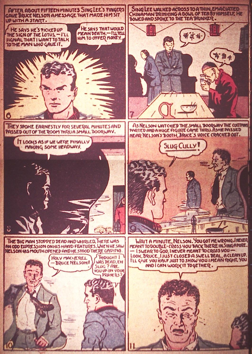 Detective Comics (1937) 10 Page 23